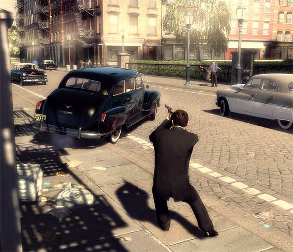 Release Date: Mafia II