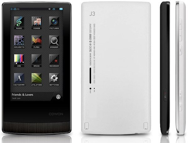 Cowon J3 Portable Media Player