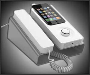 Desk Phone Dock