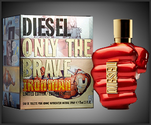 Iron Man Cologne By Diesel