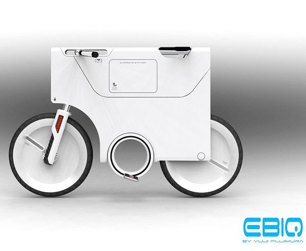 EBIQ Electric Bike Concept