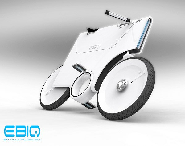 EBIQ Electric Bike Concept