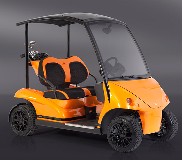Garia Luxury Golf Car