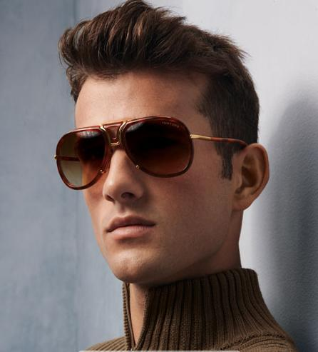 Tom Ford Pablo Sunglasses