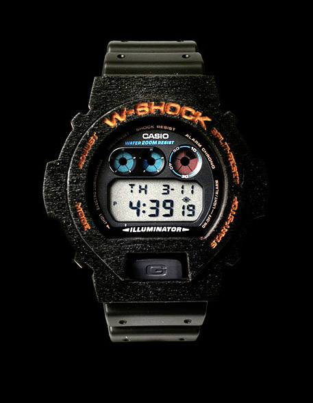 Wood Shock Watches