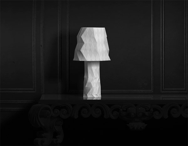 Sleeping Biscuit Lamp