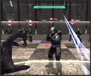 Halo Reach: Battle Chess