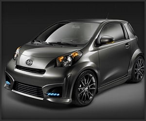 2011 Scion iQ Five Axis