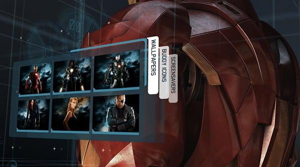 Iron Man 2 Official Website