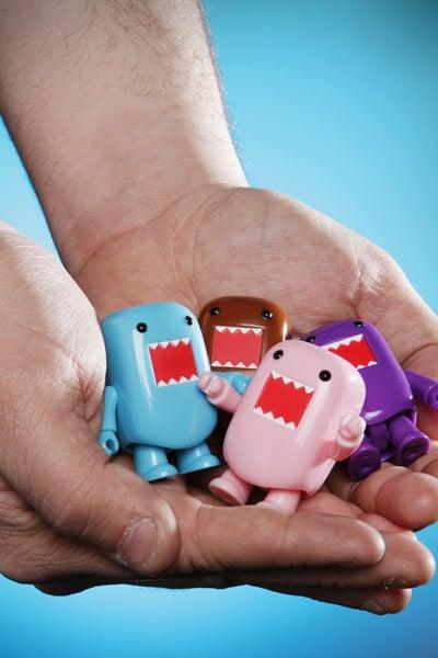 Domo Qee Mini Toys