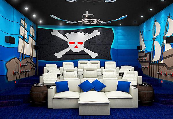 HKMT Luxury Media Rooms
