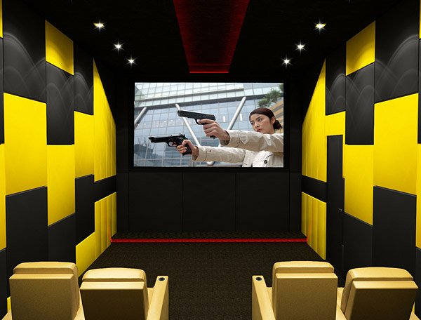 HKMT Luxury Media Rooms