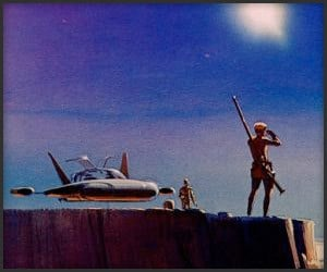McQuarrie Star Wars Concept Art