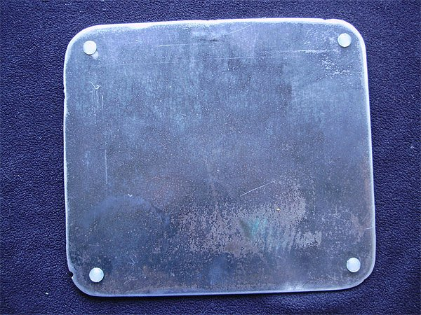 Greensforged Metal Mousepads