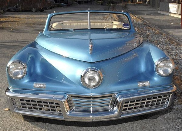 Rare Tucker Convertible for Sale