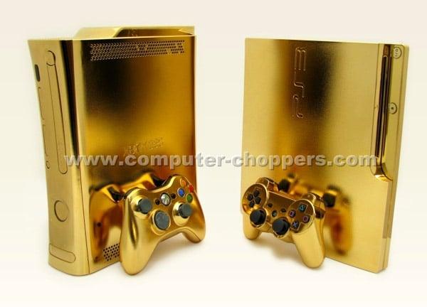 Golden Xbox 360
