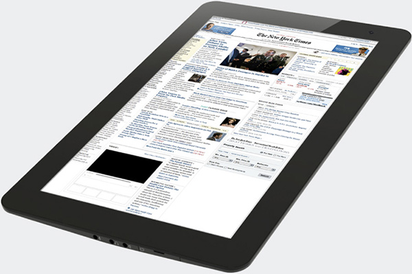 JooJoo Internet Tablet