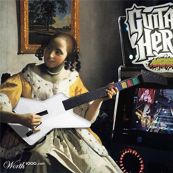 Video Game Renaissance: Guitar Hero | Image: David Owens