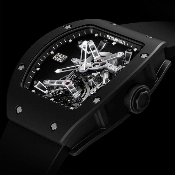 RM 027 Tourbillon Watch