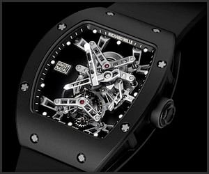 RM 027 Tourbillon Watch