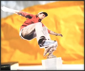 Video: Skateboardanimation