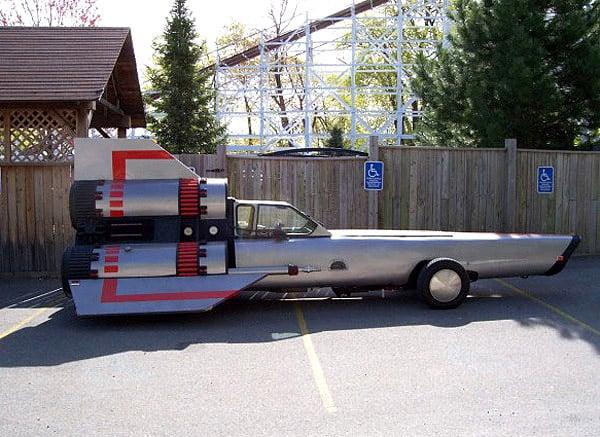BSG: Viper Car