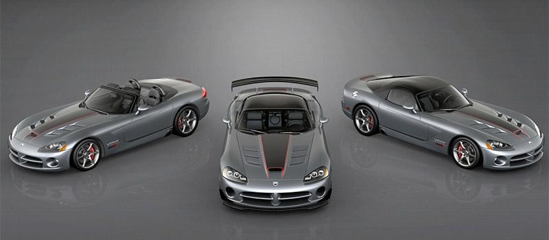 2010 Dodge Viper Final Editions