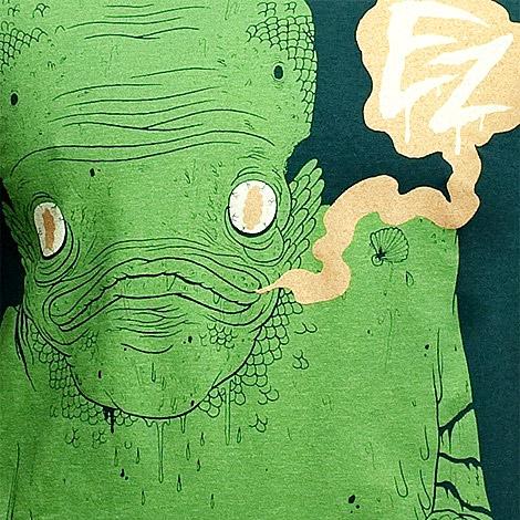 Electric Zombie Gilbert T-shirt