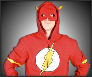 The Incredible Flash Hoodie