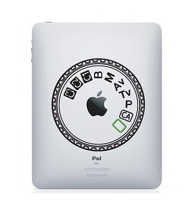 Fun iPad Decals