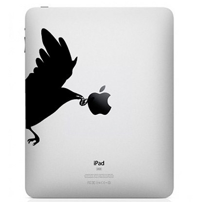 Fun iPad Decals