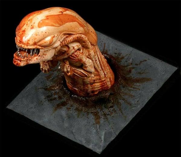 Life Size Alien Chestburster