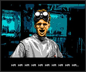 8-Bit Dr. Horrible
