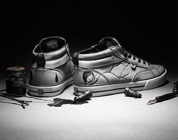 Bleak Tear Skateboarding Shoe