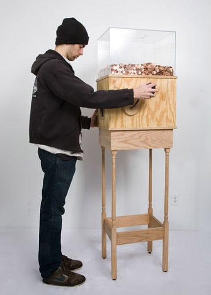 The Minimum Wage Machine