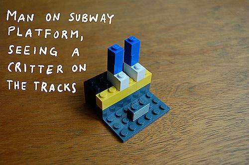 I Lego N.Y. (Book)