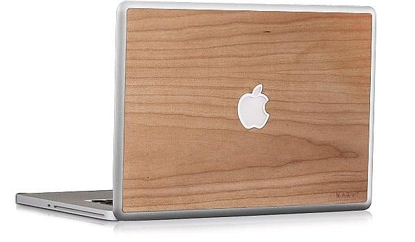 KARVT Wooden Mac Book Skins