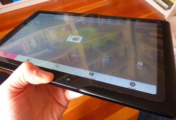 ICD Gemini Android Tablet