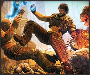 Sneak Peek: Bulletstorm
