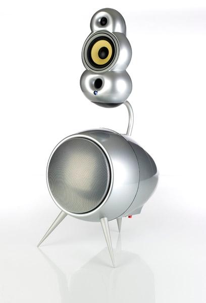 Scandyna Megapod Speaker