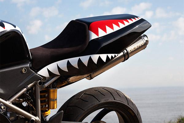 DSC Flying Tigers Bike