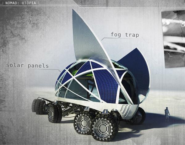 Nomad RV Concept
