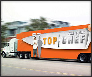 Top Chef Mobile Tour