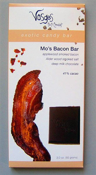 Vosges Chocolate Bacon Bar