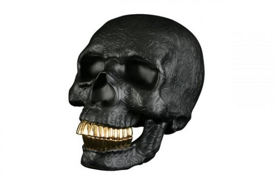 Kidrobot x SSUR Skull