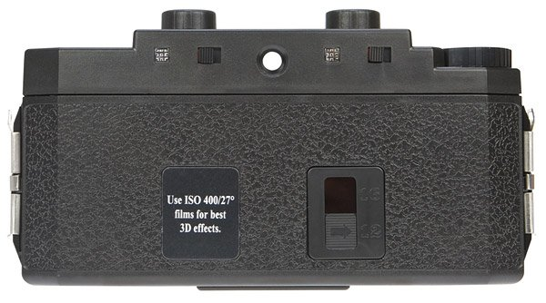 Holga 120 3D Stereo Camera