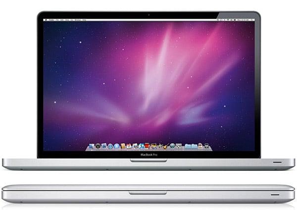 MacBook Pro Core i5 and i7