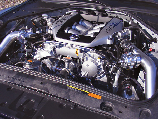 P800 Nissan GT-R