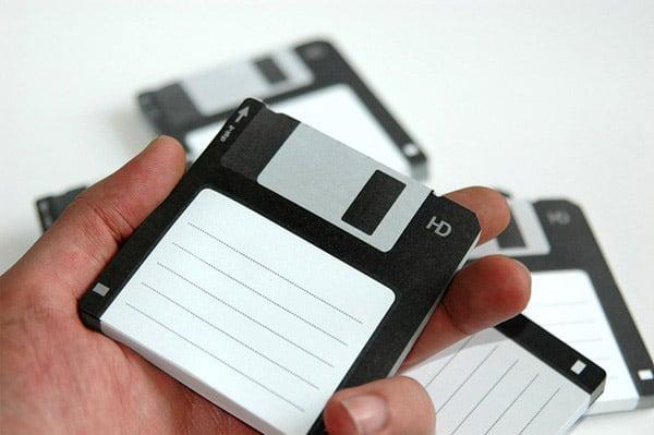 Disk It Sticky Notes