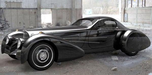 Bella Figura Bugnotti Coupe
